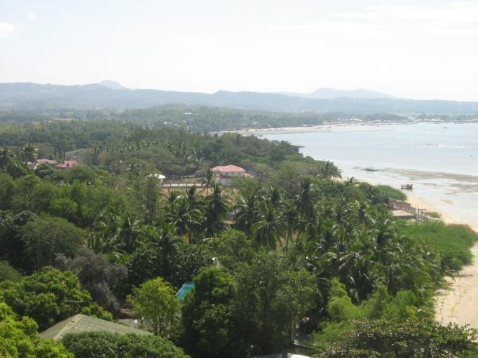 Matabunkay view